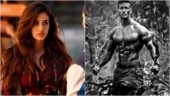 Disha Patani and Tiger Shroff celebrate 3 years of Baaghi 2 with throwback pics