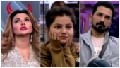 Rakhi Sawant says she created a love angle between Rubina and Abhinav on Bigg Boss 14