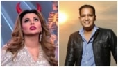 Rakhi Sawant takes a dig at Rahul Mahajan, says he's zero without his surname