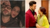 Aly Goni and Jasmin Bhasin pose for goofy selfie in Kashmir. Seen yet?