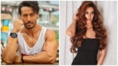 Tiger Shroff wants to steal some moves from Spider Man. See Disha Patani's reaction