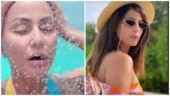 Hina Khan's new pics from Maldives will make you pack your bags and hit the beach
