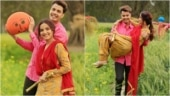 Jasmin Bhasin goes desi for new music video with Gurnazar, shares her look for the song