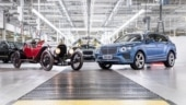Bentley manufactures its 200,000th car