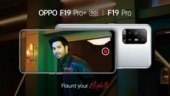 Oppo F19 Pro+ 5G, F19 Pro, Band Style India launch set for today: Check live stream details, specifications