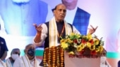 At UP BJP meet, Rajnath Singh calls for dialogue between Centre, farmers on farm laws