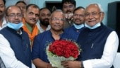 Give me more babus, Nitish Kumar's SOS to the Centre