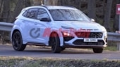 2022 Hyundai Kona N spied sans camouflage ahead of world debut