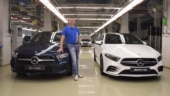 Mercedes-Benz A-Class sedan, Mercedes-AMG A 35 sedan launched in India; here are all details