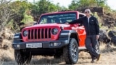 2021 Jeep Wrangler launched in India, price starts at Rs 53.90 lakh