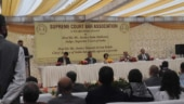 Society benefits greatly when there is gender parity on bench: Justice Indu Malhotra in farewell speech