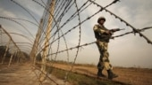 Pakistani intruder gunned down by BSF along IB in J&K's Samba