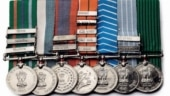 No more cheap ones, soldiers to be honoured with real medals