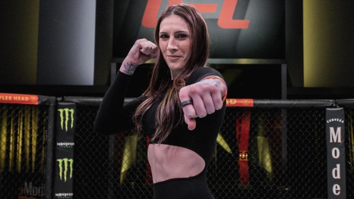 Megan Anderson reacts after loss to Amanda Nunes at UFC 259: Wanted to win this fight but we will be back - Sports News