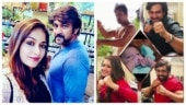 Did you know Meghana Raj and Chiranjeevi's family loves boxing pose? We have proof