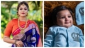 Meghana Raj reveals her son Jr Chiru's first milestone as he steps into 6 months