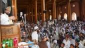 J&K cleric Mirwaiz Umar Farooq placed under house detention again, claims Hurriyat Conference