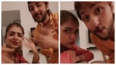 Nazriya Nazim and brother Naveen jam to Enjoy Enjaami. Watch viral video