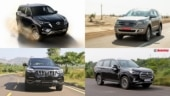 Toyota Fortuner vs Ford Endeavour vs MG Gloster vs Mahindra Alturas G4: Sales compared