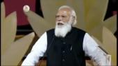 PM Modi wears 'Mujib jacket' made of Khadi as tribute to Bangladesh's founding father