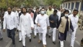 Turmoil in Bihar assembly over minister's alleged link to liquor business