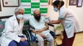 107-year-old, part of Constituent Assembly, gets Covid vaccine shot in Delhi