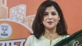 Bengal polls: BJP star campaigner Paayel Sarkar embarks on door-to-door campaign