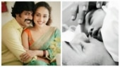 Pearle Maaney shares first pic of baby girl, says they're doing fine
