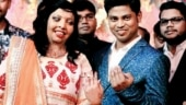 Acid attack survivor ties knot with old friend, Odisha Governor blesses new couple