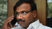 DMK's A Raja denies making derogatory remarks about Tamil Nadu CM Palaniswami in reply to EC notice