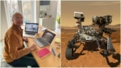 Who is controlling Nasa's Mars rover? Indian-origin scientist from his flat in London
