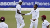 West Indies vs Sri Lanka: Advantage hosts after Jason Holder five-wicket haul on day 1 in Antigua
