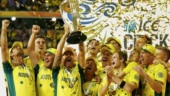 March 29, 2015: Australia win World Cup title for record fifth time, New Zealand lose maiden final