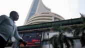 Sensex, Nifty end higher as financial heavyweight stocks gain