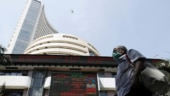 Markets volatile after fresh spike in Covid-19 cases, Sensex down over 150 points