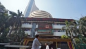 Sensex falls nearly 500 points amid fresh Covid surge, Nifty below 14,500