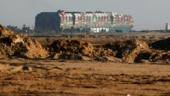 Suez Canal disruption: How a grounded container vessel is choking global trade