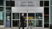 One dead, multiple wounded in stabbing at Vancouver-area library, suspect in custody