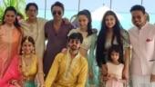 Shraddha Kapoor's rumoured boyfriend Rohan Shrestha attends Priyaank-Shaza's wedding