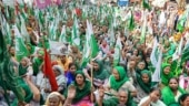 Women farmers manage stage, security at protest sites on International Women's Day