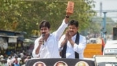 DMK's Udhayanidhi Stalin shows brick at rally, says this is AIIMS Madurai