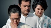 The loneliness of the Gandhis