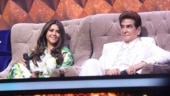 Indian Idol 12 welcomes veteran actor Jeetendra and Ekta Kapoor