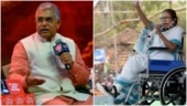 Ditch saree, wear bermudas: Dilip Ghosh targets Mamata, Mahua Moitra calls him pervert