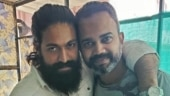 Yash dubs for KGF Chapter 2, Prashanth Neel shares pic with actor