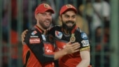 IPL 2021: AB de Villiers challenges Virat Kohli for a race after cheeky question from RCB captain