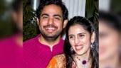 Tina Ambani celebrates Akash Ambani and Shloka's journey on their wedding anniversary