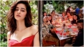 Ananya Panday wraps up Liger Goa schedule, goes on a dinner date with team