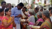 I'm son of soil, know problems first-hand: Ex-IPS officer Annamalai campaigns in Aravakurichi