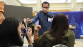 Thai PM sprays sanitiser on journalists after getting irked with questions. Viral video